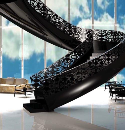 23 необычные лестницы и несколько интересных фактов о них. Изображение № 4.