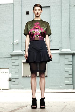 Изображение 12. Лукбуки Resort 2012: Givenchy, Lanvin.. Изображение № 12.