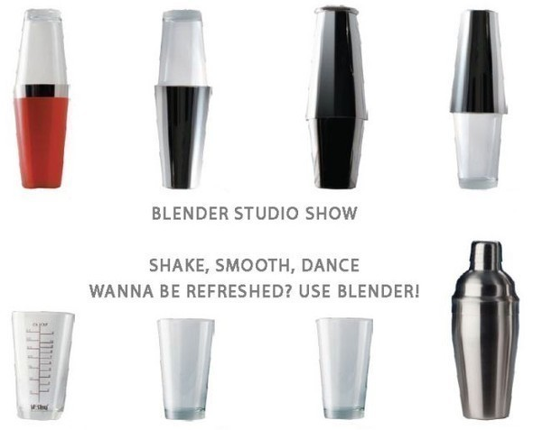 BLENDER STUDIO SHOW #6 APRIL. Изображение № 1.