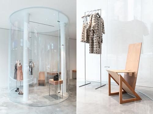 Изображение 21. 20 Великолепных дизайнерских концепций бутиков.. Изображение № 28.