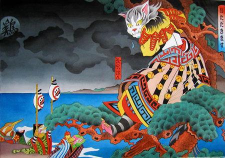 Звериная Япония Мойры Хан. Изображение № 9.