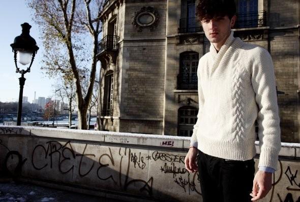 Лукбук: Monsieur Lacenaire FW 2011. Изображение № 9.