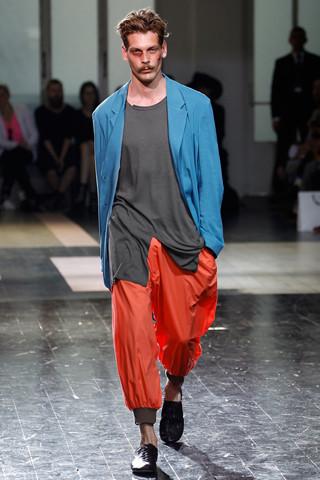 Неделя мужской моды в Париже: День 2. Изображение № 52.