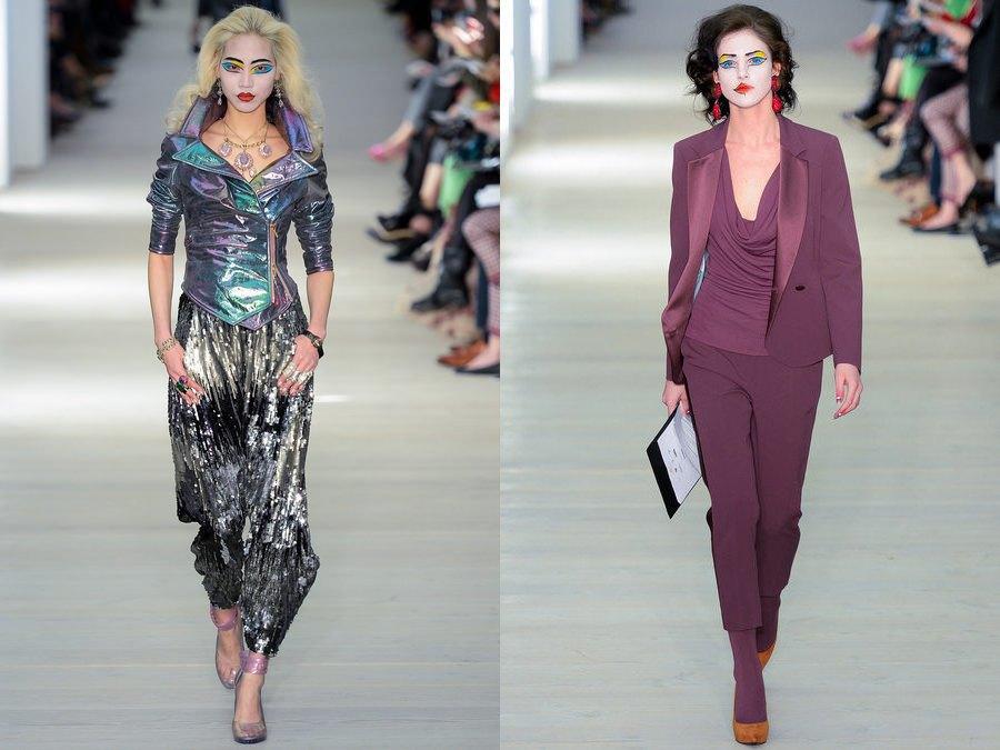 Неделя моды в Лондоне:  Дни 2 и 3. Изображение № 21.