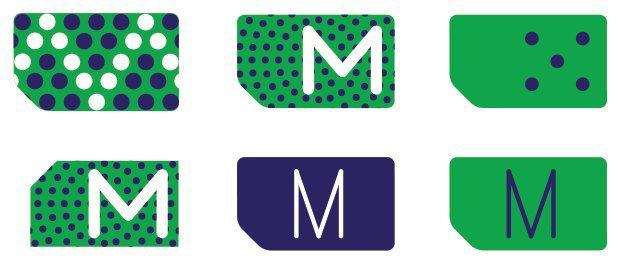 Редизайн: Новый логотип «МегаФона». Изображение № 10.