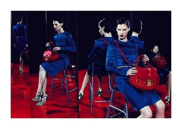 Изображение 37. Рекламные кампании: Celine, Marc Jacobs, Miu Miu и другие.. Изображение № 43.