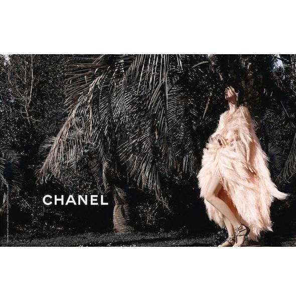Изображение 7. Рекламные кампании: Chanel, Donna Karan, Stella McCartney и другие.. Изображение № 7.