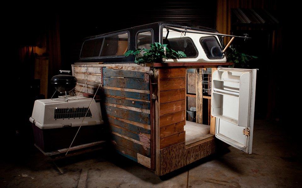Фото: необычные проекты жилья для бездомных . Изображение № 3.