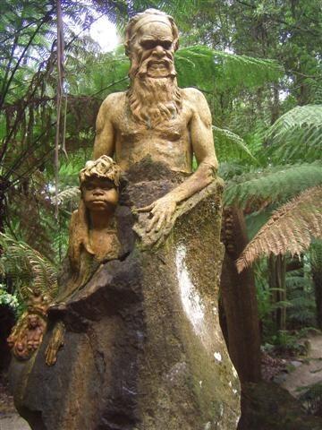 """""""Святилище гончара"""" - скульптуры Уильяма Рикетса (Willi. Изображение № 2."""
