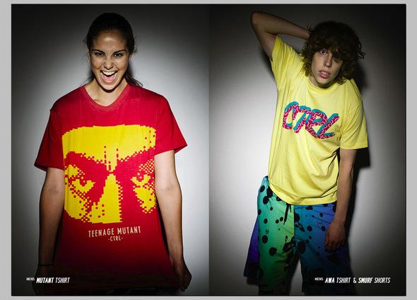 CTRL CLOTHING SPRING 09. Изображение № 9.