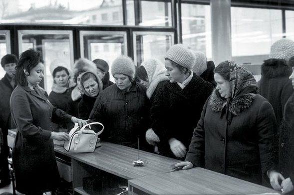 Советская Москва глазами Анри Картье-Брессона. Изображение № 15.