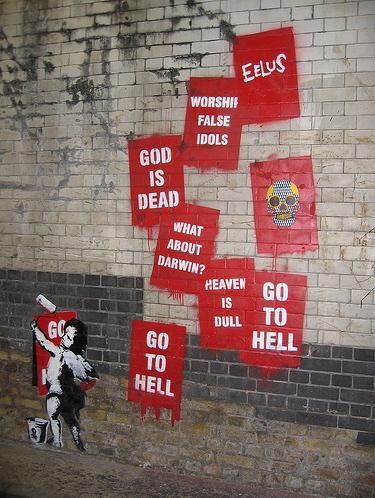 Изображение 31. Cans Festival – Banksy ивсе-все-все.. Изображение № 31.