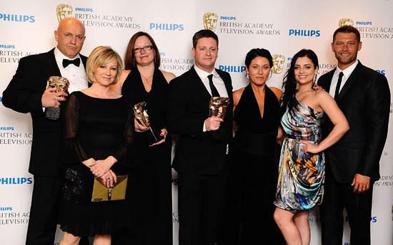 Изображение 3. Актеры «Шерлока» и «Отбросов» награждены британской киноакадемией.. Изображение № 3.