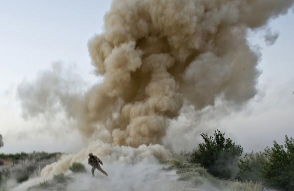 Афганистан. Военная фотография. Изображение № 171.
