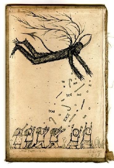Jon Carling – мистерии в гелевой ручке. Изображение № 8.
