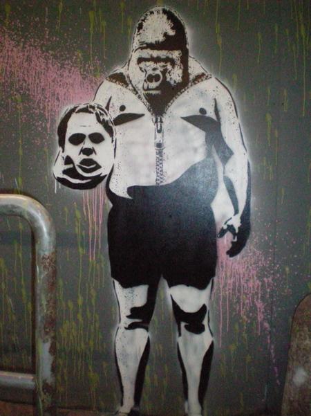 Изображение 6. Cans Festival – Banksy ивсе-все-все.. Изображение № 6.