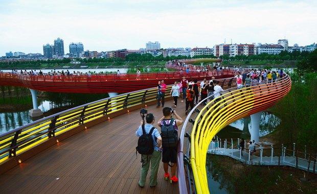 Парк Янвейжоу авторства Turenscape. Изображение № 31.