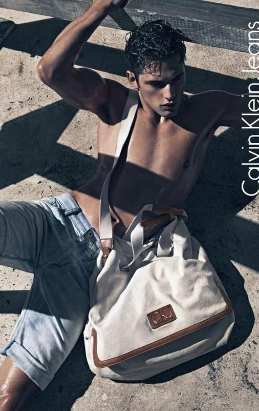 Новые рекламные кампании: SISLEY, CALVIN KLEIN JEANS. Изображение № 5.