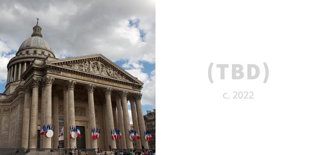 Пантеон в Париже (1790) и TBD (2022). Изображение № 7.