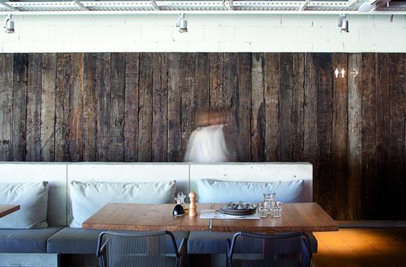 Обед на борту. Эко - шик ресторана в Барселоне. Изображение № 1.