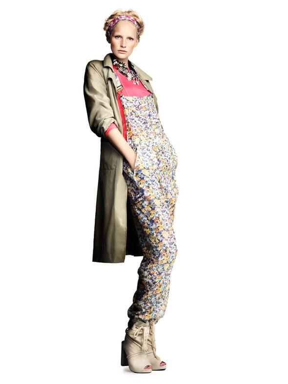 H&M Lookbook Spring 2010. Изображение № 34.