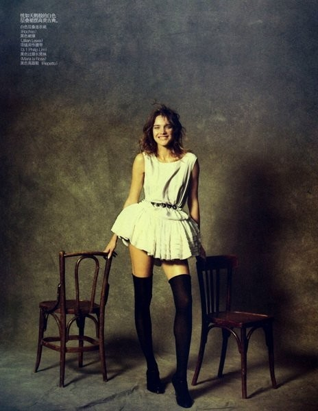 Vogue May 2010 ( Paris, US, China). Изображение № 45.