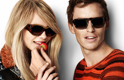 Eddie Redmayne and Cara Delevingne. Изображение № 16.