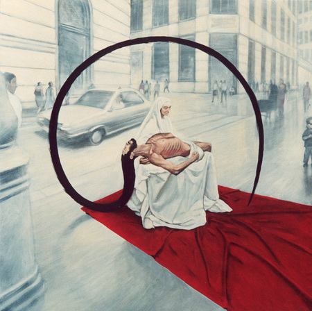 Рисунки Романа Толицы. Изображение № 15.