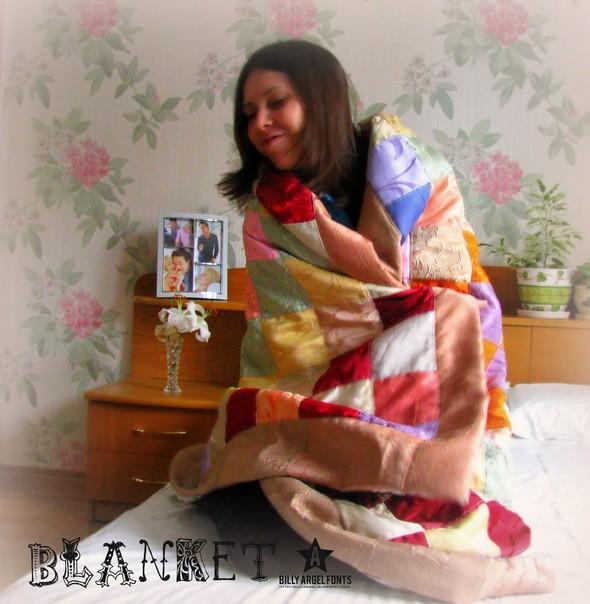 Ручные одеяльца. Изображение № 6.