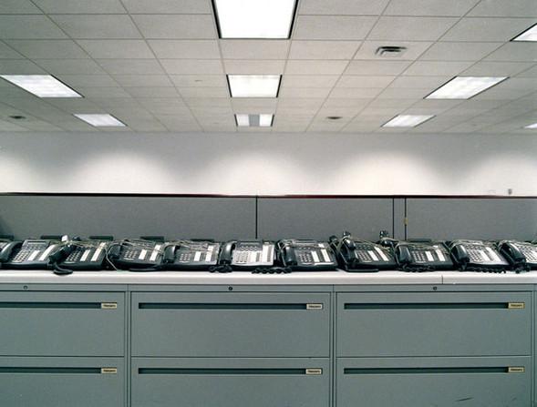 Обанкротившиеся офисы в США. Изображение № 9.