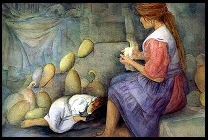Lisa Fittipaldi - слепой художник. Изображение № 4.
