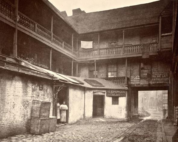 Призраки старого Лондона. Изображение № 14.