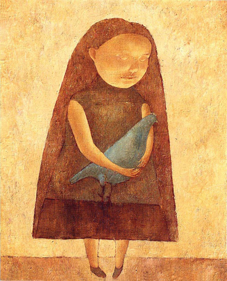 Наивная живопись Светланы Румак. Изображение № 13.
