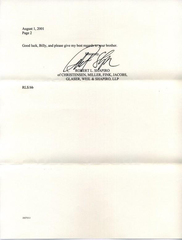 Письма маленького Билли известным и не очень людям. Изображение № 10.