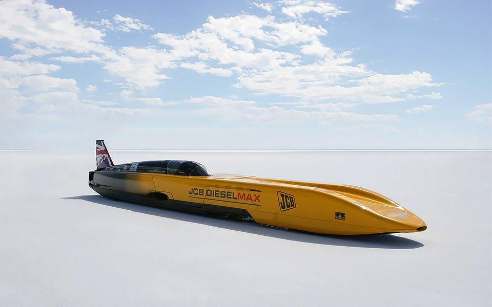 Как выглядит самый быстрый автомобиль  в мире. Изображение № 10.