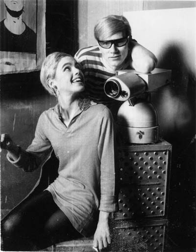 Edie Sedgwick – When Andy met Edie life imitated art. Изображение № 2.
