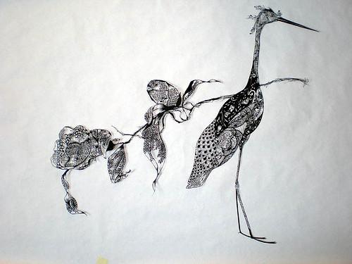 Необыкновенные кружева изобычной бумаги. Hina Aoyama. Изображение № 12.