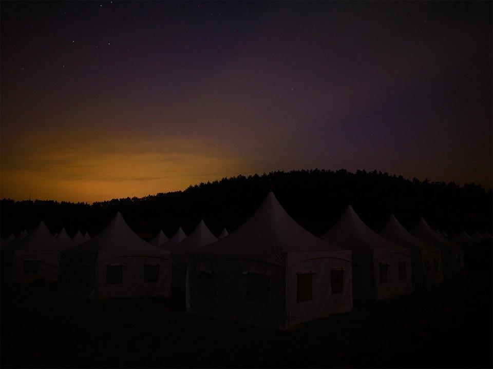 Фабрики из хоррора: ночная индустриальная фотография. Изображение № 4.