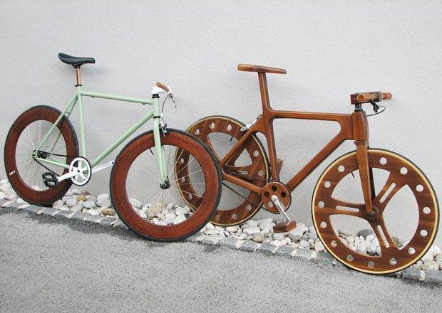 Создатели 5 странных байков о том, зачем изобретать велосипед. Изображение № 10.