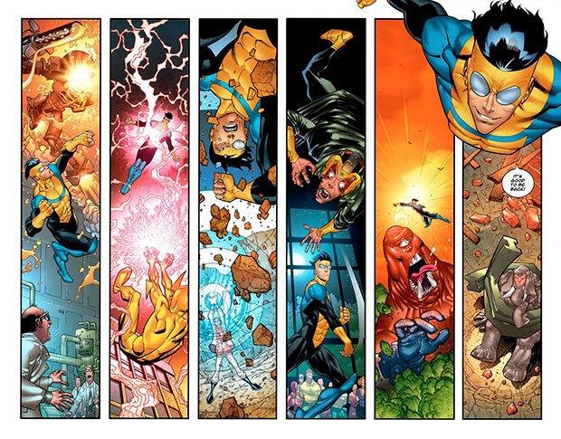 7 лучших экшен-комиксов. Изображение № 8.