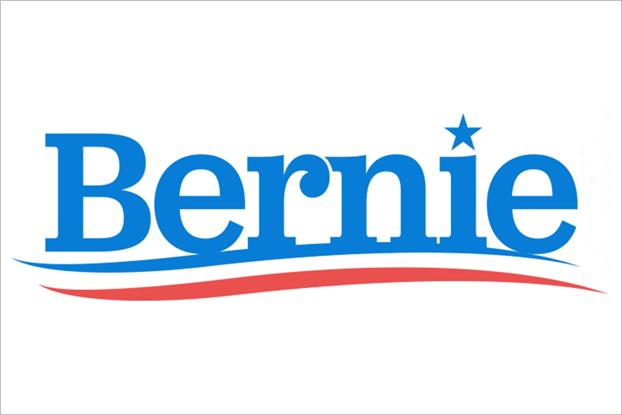 Кандидат от Демократической партии Бернард Сандерс . Изображение № 2.