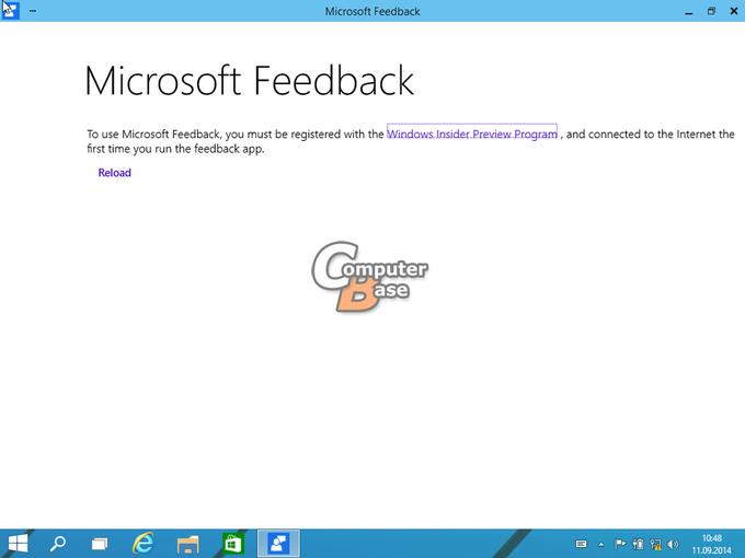 В Сеть «утекли» два десятка скриншотов Windows 9. Изображение № 19.
