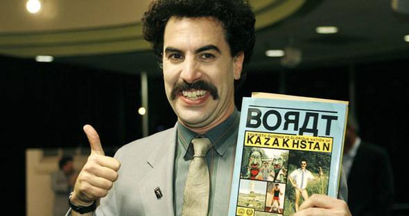 Главный герой: Саша Барон Коэн, звезда «Диктатора». Изображение №48.