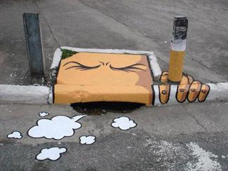 Уличные художники Сан-Пауло делают город веселее. Изображение № 2.