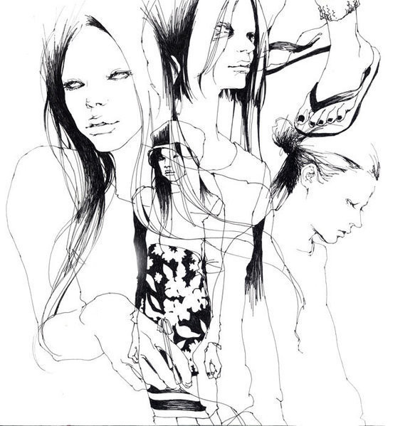 Изображение 6. Aki Miyajima.. Изображение № 6.
