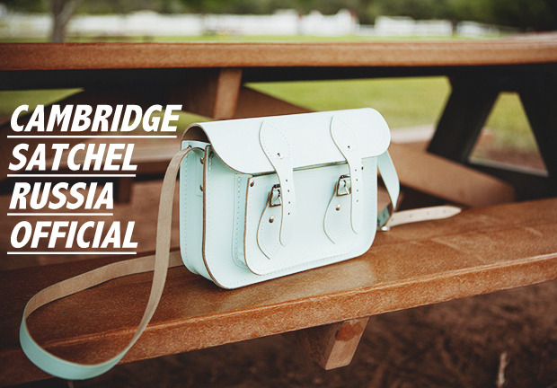 CAMBRIDGE SATCHEL RUSSIA. Изображение № 2.