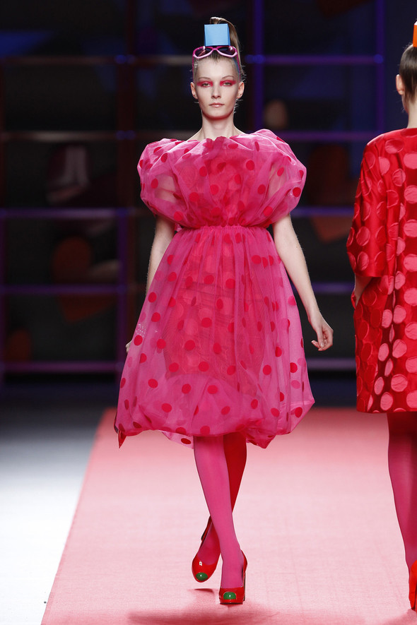 Madrid Fashion Week A/W 2012: Agatha Ruiz de la Prada. Изображение № 28.