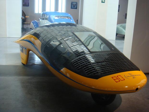 Испанский музей ретро-автомобилей. Изображение № 23.
