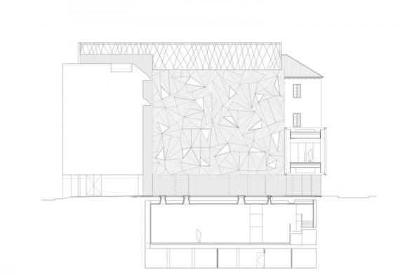 Новый Центр Живописи и Иллюстрации ABC в Мадриде. Изображение № 15.