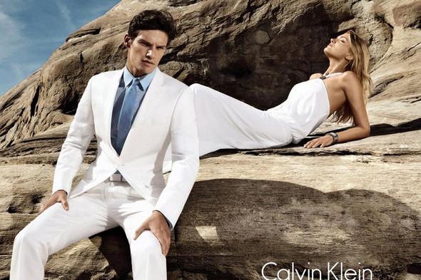 Кампания: Calvin Klein White Label SS 2012. Изображение № 4.